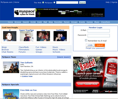 Free social chat sites